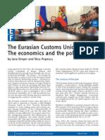 Brief 11 Eurasian Union