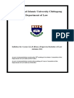 Law Syllabus 2012 Latest 20121