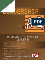 Leadership AtoZ