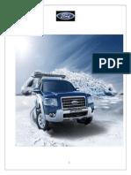Ford Motors 2008
