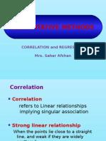QM-5 and 6 Correlation & Regression