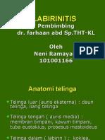 LABIRINITIS