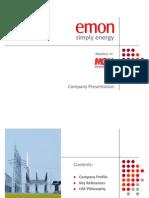 Emon - Company Profile