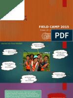 Tim Navigasi Field Camp