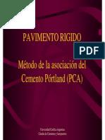 Pavimento Rigido PCA