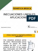 Inecuaciones Lineales- CLASE
