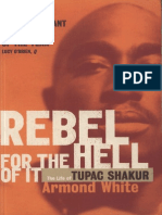 Armond White Rebel for the Hell of It- Life of Tupac Shakur 1997