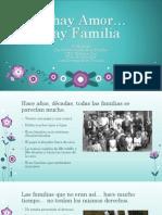 Día de La Familia. Presentación sobre diversidad familiar para niñ@s.