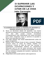 CÓMO SUPRIMIR LAS PREOCUPACIONES Y DISFRUTAR DE LA VIDA.docx