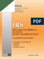 Irs 2014 Apeca-Versao 2