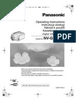 Panasonic Nvgs80ep
