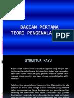 Kayu Presentasi - 1 Pengenalan Kayu