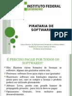 Pirataria de Software - Aula informática básica