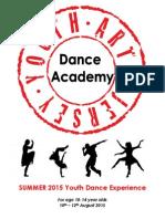 Dance Academy 2015