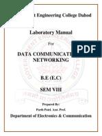 Laboratory Manual networking