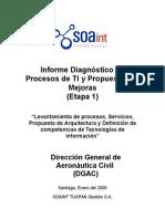 Informe Etapa 1_Diagnóstico de Procesos de TI