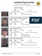 Peoria County booking sheet 05/09/15