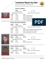 Peoria County booking sheet 05/11/15