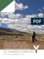 Guia para los derechos de los pueblos originarios