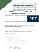 Lista2Compiladores1