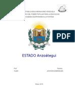 Estado Anzuategui