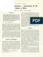 4.5 Asphyxia Neonatorum - Assessment of the Infant Birth. c.d. Molteno, A.f. Malan and h. de v. h
