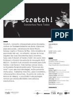 20141025 | Programa de Sala Scratch | Concertos Para Todos