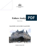Failure Analysis Master Course V1