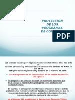 Proteccion de Los Programas de Computo