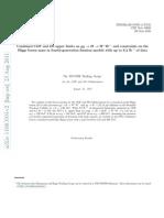 arXiV-1108.3331 (2011) (CDF-D0)