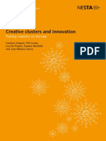 NESTA-Chapain - Creative Clusters and Innovation