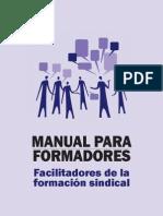 FACILITADORES DE FORMACION GREMIAL