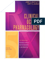 Jimmy D. Bartlett OD DOS ScD, Siret D. Jaanus PhD LHD-Clinical Ocular Pharmacology. 5-Butterworth-Heinemann_Elsevier (2008)