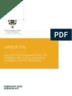 GDP Handbook 4.5