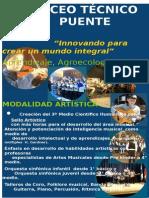 Afiche y Volante de Musica (1)