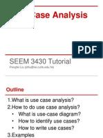 Use Case Tutorial