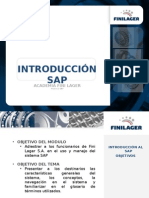 1 - Introduccion SAP