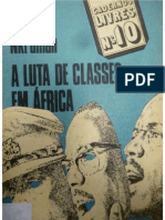 A Luta de Classes Em África- Kwame Nkrumah