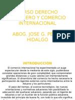 1. Derecho Aduanero y Comercio Internacional