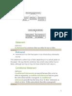 Diagramming Arguments