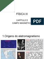 Aula 5- Física III-campo Magnético