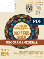 Programa FILEY 2015