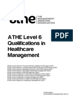 ATT_1429890251902_ATHE - Level 6 Healthcare Specification