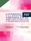 Las personas trans y la epidemia del VIH/SIDA en el Perú