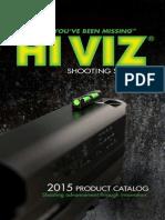 2015 Hiviz Catalog
