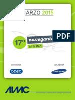 17a Encuesta de Navegantes en La Red AIMC - Marzo 2015 (2014)