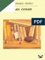 Perec, Georges - Las Cosas [22889] (r1.0)