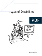 Avw 02 Types of Disabilities