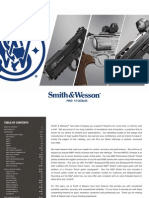 Smith & Wesson 2015 Master Catalog