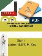 Etika, Etiket, Moral Dan Hukum(1)
